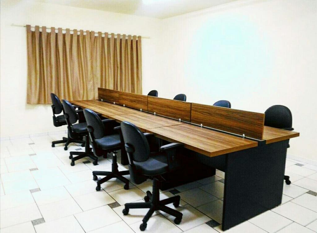 Espaços de trabalho-Curitiba Coworking