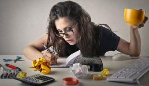 Espaço de trabalho, freelance, ocupação